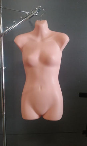 Female Body Form, Skin Tone