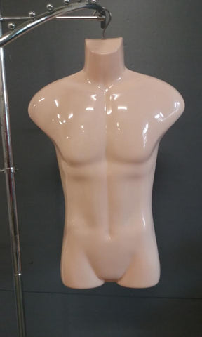 Male Body Form, Skin Tone