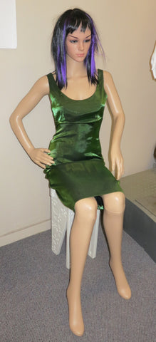 Greta Female Seated Mannequin
