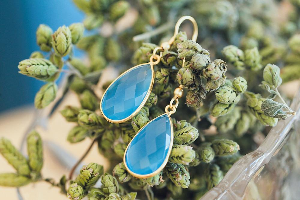 Kai Chalcedony Earrings