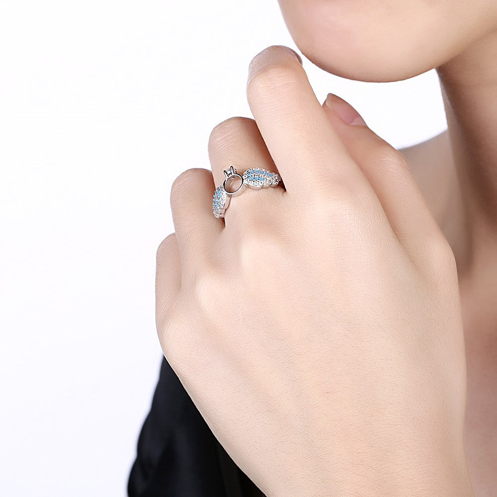 925 wings Sterling Silver Ring