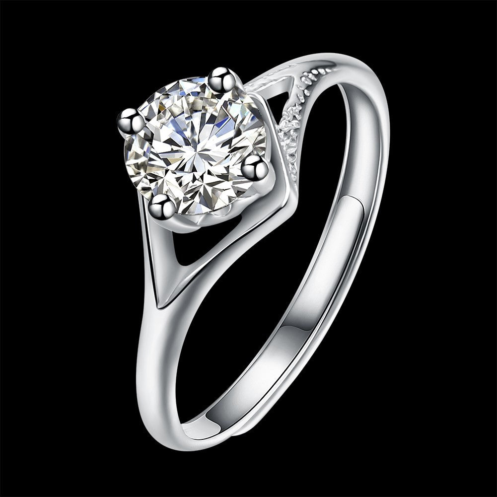 925 Sterling Silver Fashion Ring