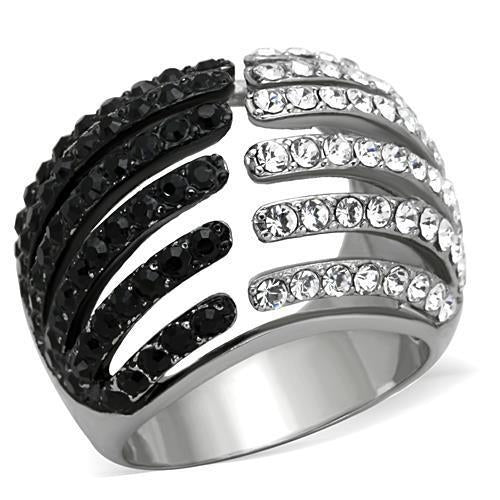 B&W Stainless Steel Ring