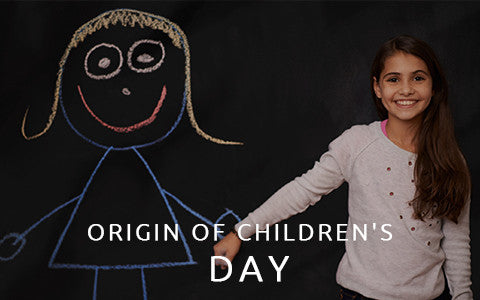 Origin Of Children's Day