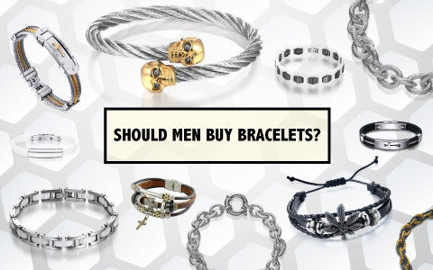 Should Men Wear Bracelets?