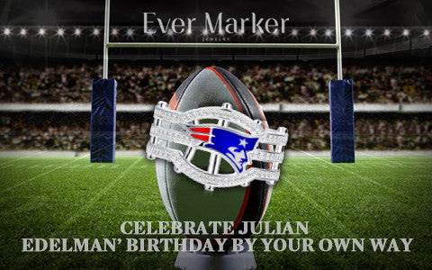 Happy birthday Julian Edelman!