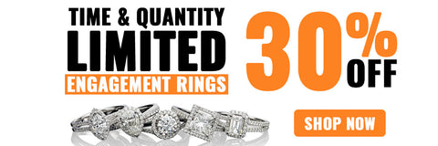 Big Sale On Engagement Ring