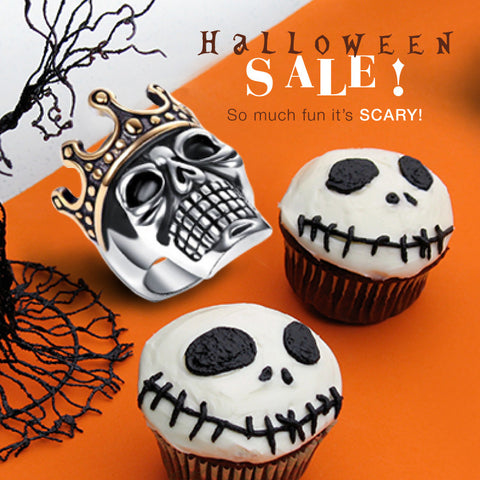 Halloween & Skull Jewelry