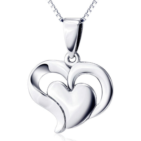 You in My Heart Pendant Necklace