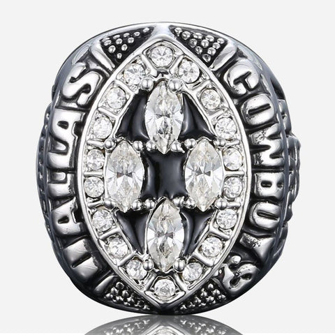 European NFL League 1994 Dallas Cowboy Unisex Champion Ring