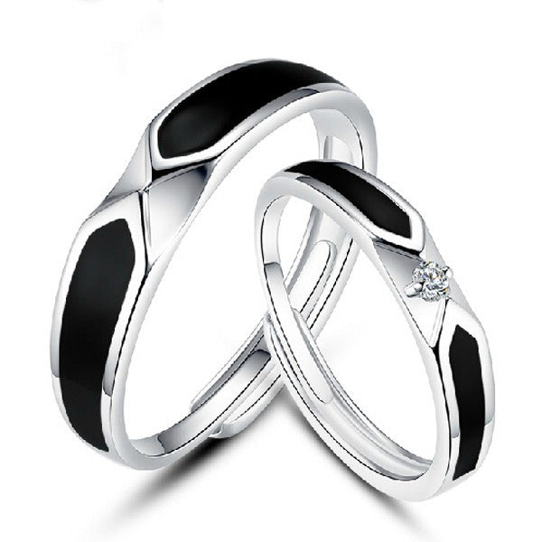 adjustable-925-sterling-silver-lover-rings-with-cz-inlaid-two-colors-available-price-for-a-pair