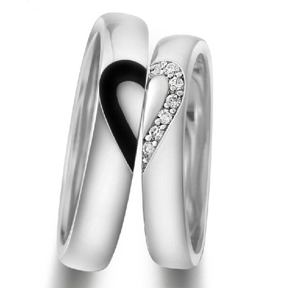 for hold a with and these girlfriend rings matching level designed ring mother promise that set simply appeal stuff is couples the of astounding pearl lover awesome boyfriend