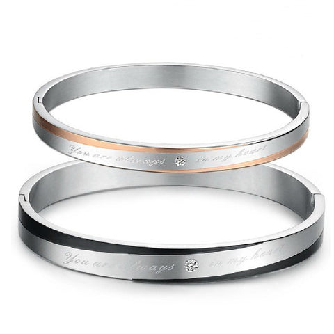 quot-you-are-always-in-my-heart-quot-engravable-titanium-steel-lover-bracelet-price-for-a-pair