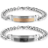 fashion-titanium-chain-and-plate-customize-letters-lover-s-bracelet-price-for-a-pair