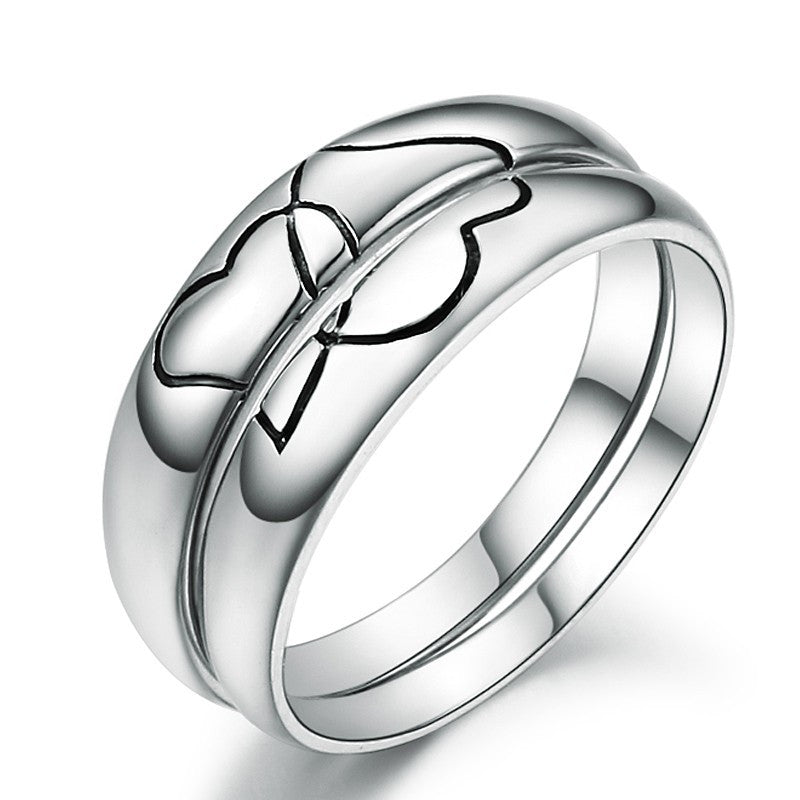 carved-black-heart-and-heart-fashion-lover-s-sterling-silver-rings-price-for-a-pair