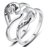 stylish-quot-love-you-quot-heart-with-shining-crystal-lover-s-sterling-silver-rings-price-for-a-pair