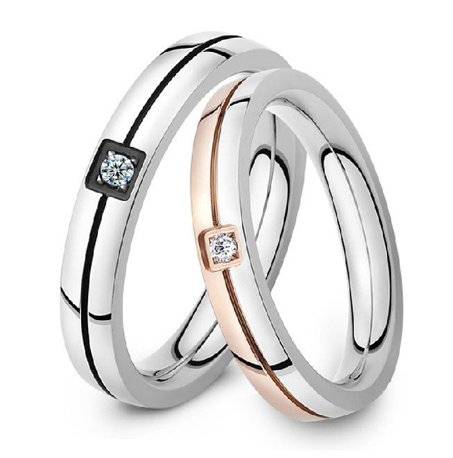 fashion-titanium-steel-couple-diamond-ring