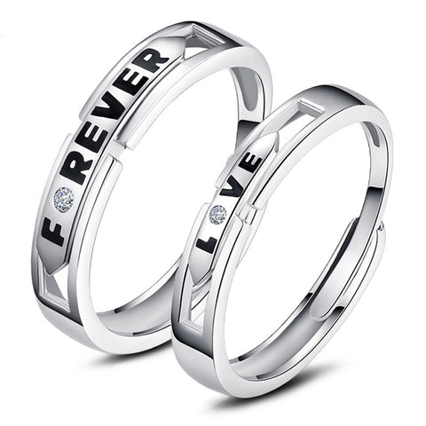 adjustable-925-sterling-silver-forever-love-rings-for-lovers-price-for-a-pair