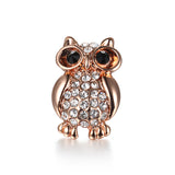 Wise Owl Stud Earrings
