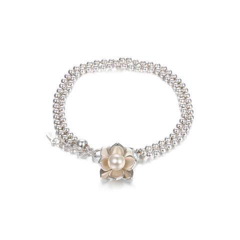 Princess' Flower Bracelet