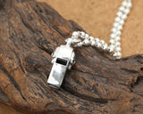Fashion Whistle Pendant Necklace