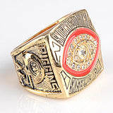 NFL Super Bowl 1982 Washington Redskins Champion Men's Ring Size US11