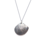 925 Sterling Silver Promise Shells Necklace