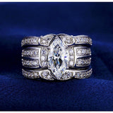 Luxury Swiss Diamond Engagement Ring