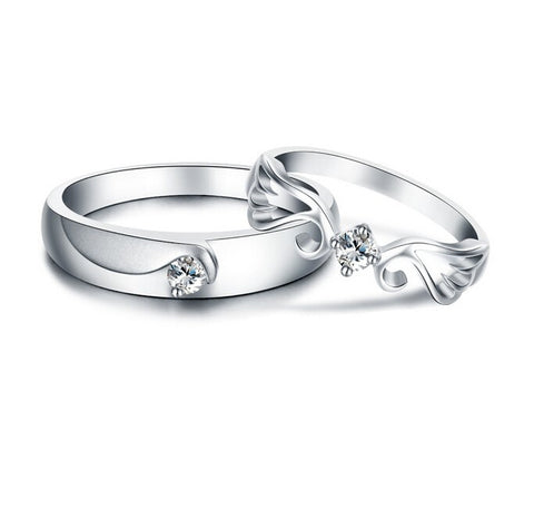 925-silver-angel-wings-couple-rings