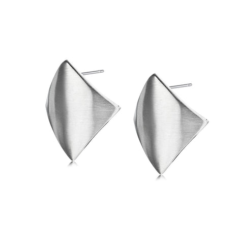 Knight's Shield Earring