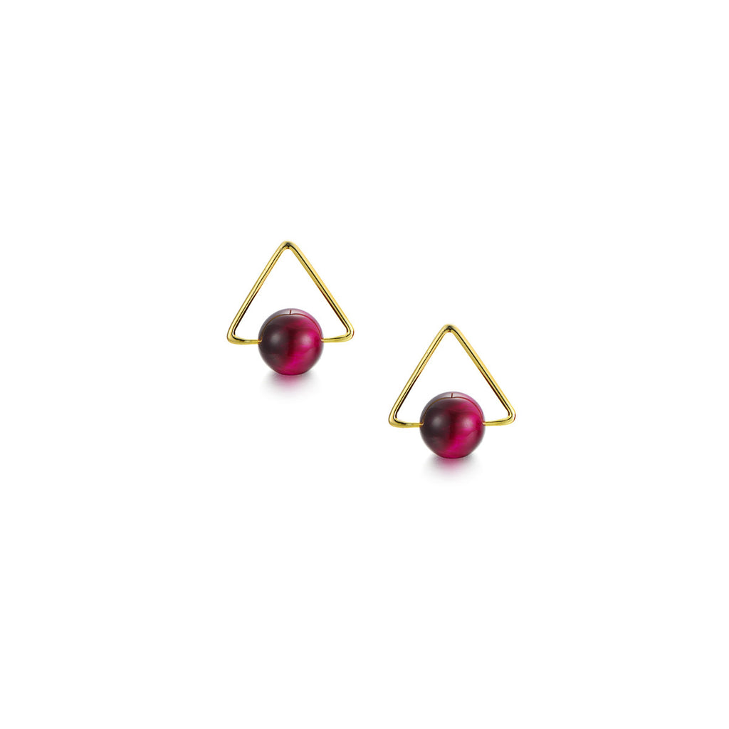 Planet Trap Earrings