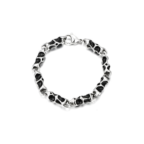 Classic Stainless Steel Masculine Bracelet