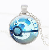 Pokemon Series Lugia Necklace