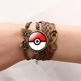 Pokemon Go Series Knit Bracelet