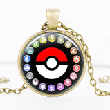 Pokemon Go Series  Necklace