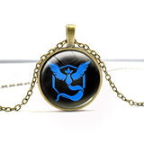 Pokemon Go Series Articuno Necklace