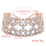 Fashion Queen Choker Necklace