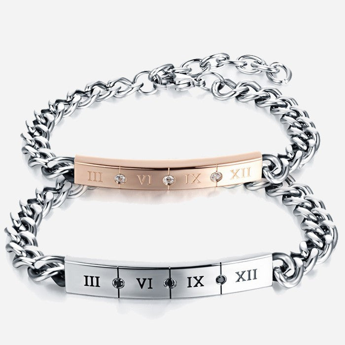 love bracelet gold bangle lover trendy for titanium jewelry women item rose silver