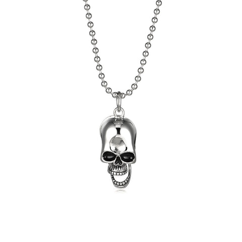 Demon Power Titanium Steel Men's Necklace