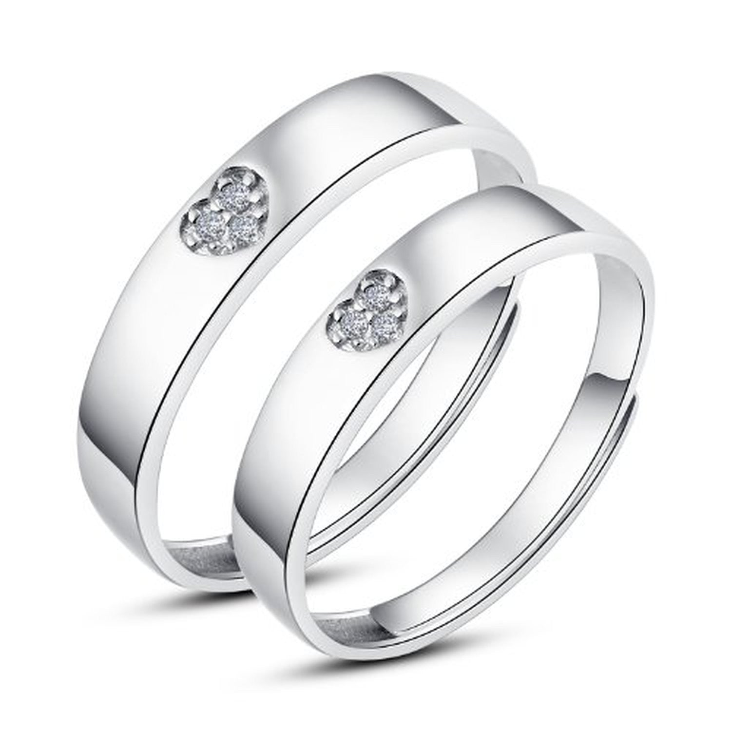 evermarker wedding collections rings couple
