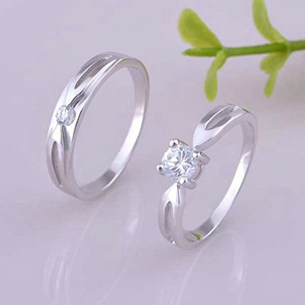 wedding couple cam amazing cz stainless zealand rings evermarker promise of beautiful titanium lovely steel new