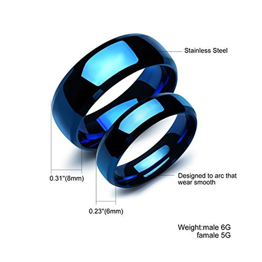 8807c64f5c Couple Rings – EverMarker