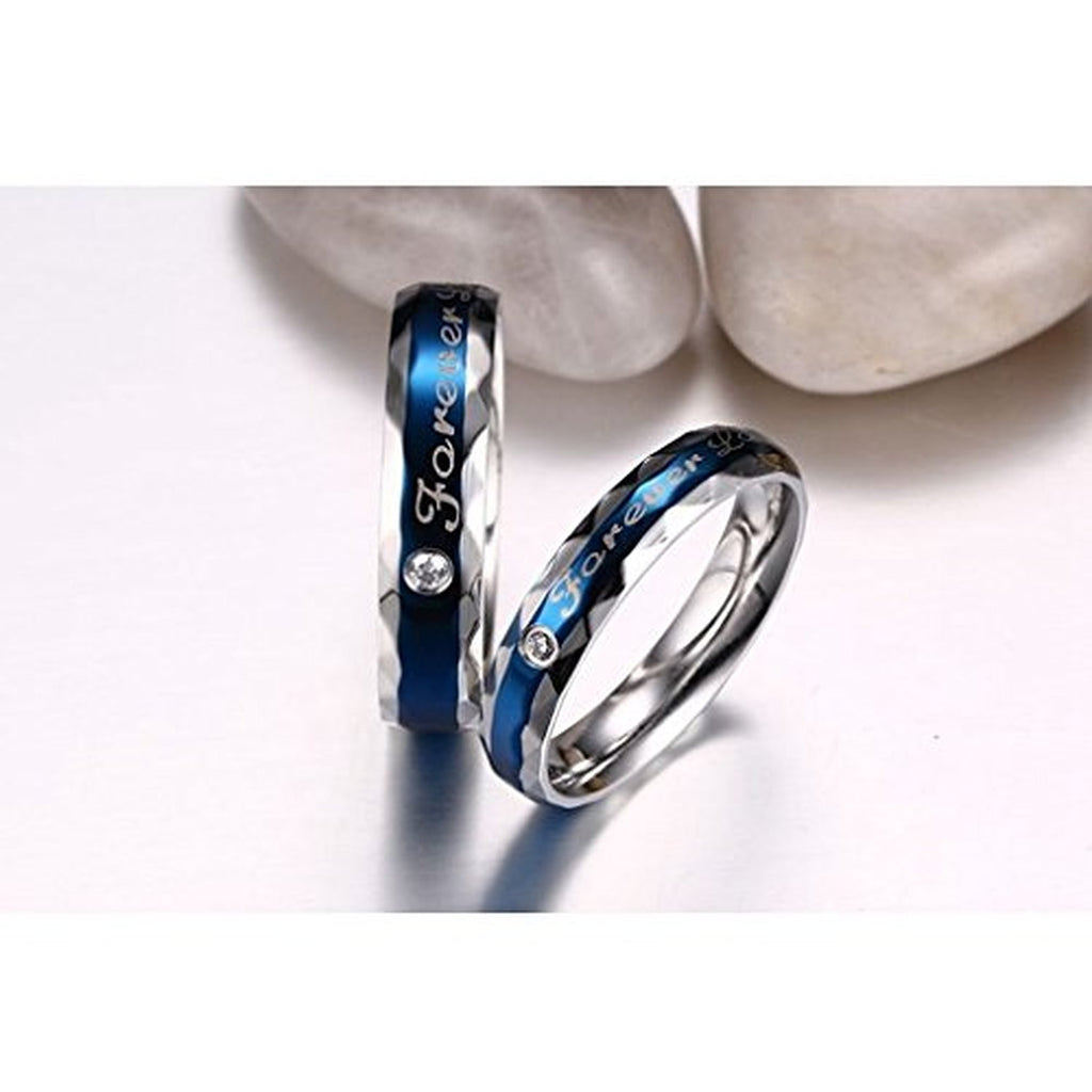 stainless roosters more mens rings steel views coloured ring nrl logo one sydney team blue large dress size