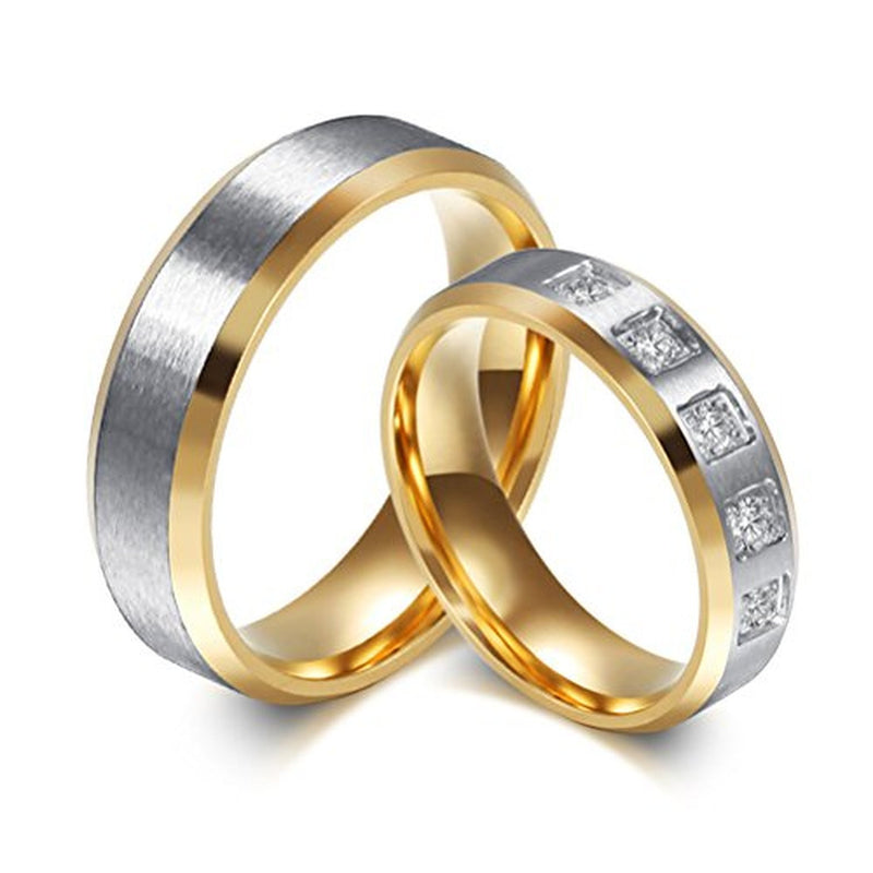 Couples Wedding Rings EverMarker