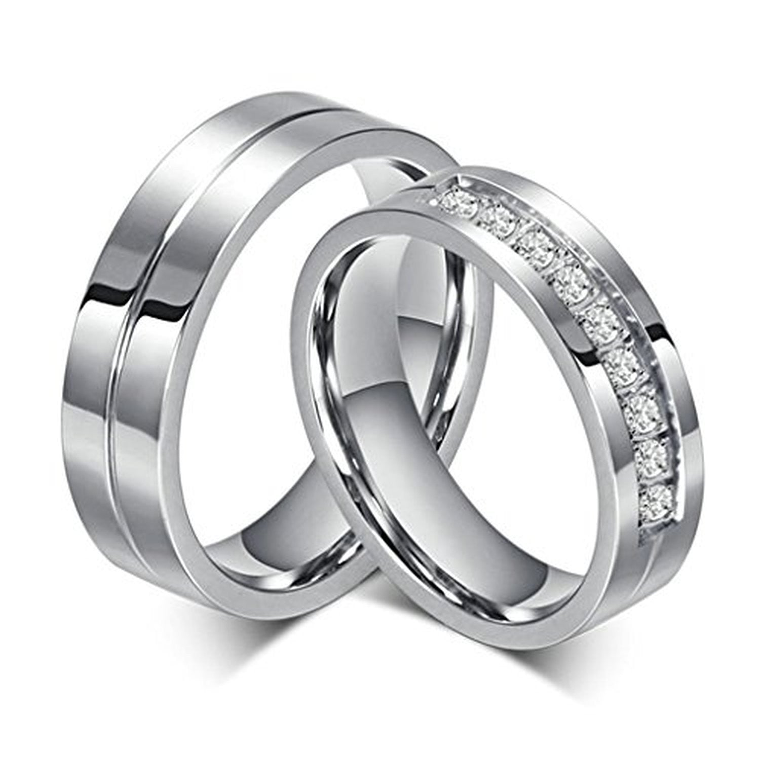 zirconia womens rings products evermarker mens wedding cubic couple