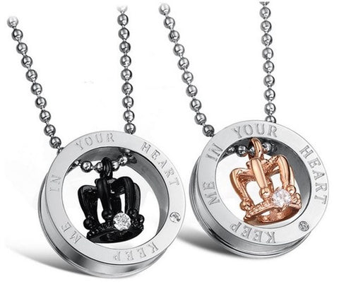 his-and-hers-keep-me-in-your-heart-love-cherish-black-and-18k-rose-gold-plated-cz-crystal-engraved-royal-crown-titanium-steel-pendant-couple-necklaces-603-53bee03246188e2e01a44fc5