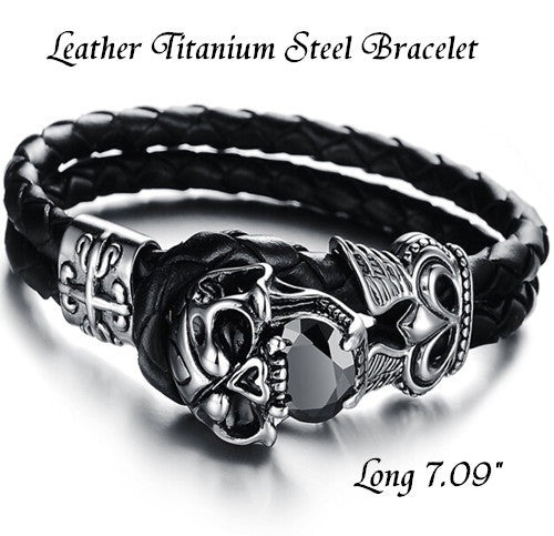 titanium-steel-men-jewelry-wholesale-creative-devil-skull-rock-trend-leather-bracelet-ph846-53ee3ede1c105e58ed95231d