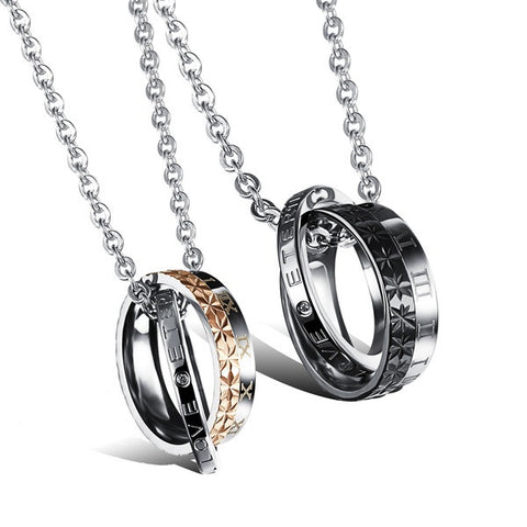 mens-womens-2pcs-cz-stainless-steelforever-love-ring-valentine-love-couples-necklace-pendant-sets-554dd4880b733425ec77fc34