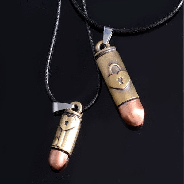his--hers-bullet-shape-pendant-necklace-lovers-couples-copper-brass-necklace-55965eb011971a405538c01d