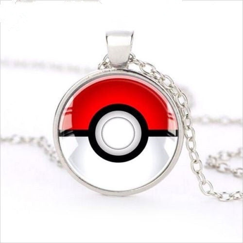 tibetan-silver-anime-pokemon-pokeball-jewelry-glass-dome-pendant-necklace-56dfc5ed4a70061adb743e7f